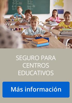 seguros para centros educativos